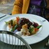 Menü Hauptgerichts-Alternative