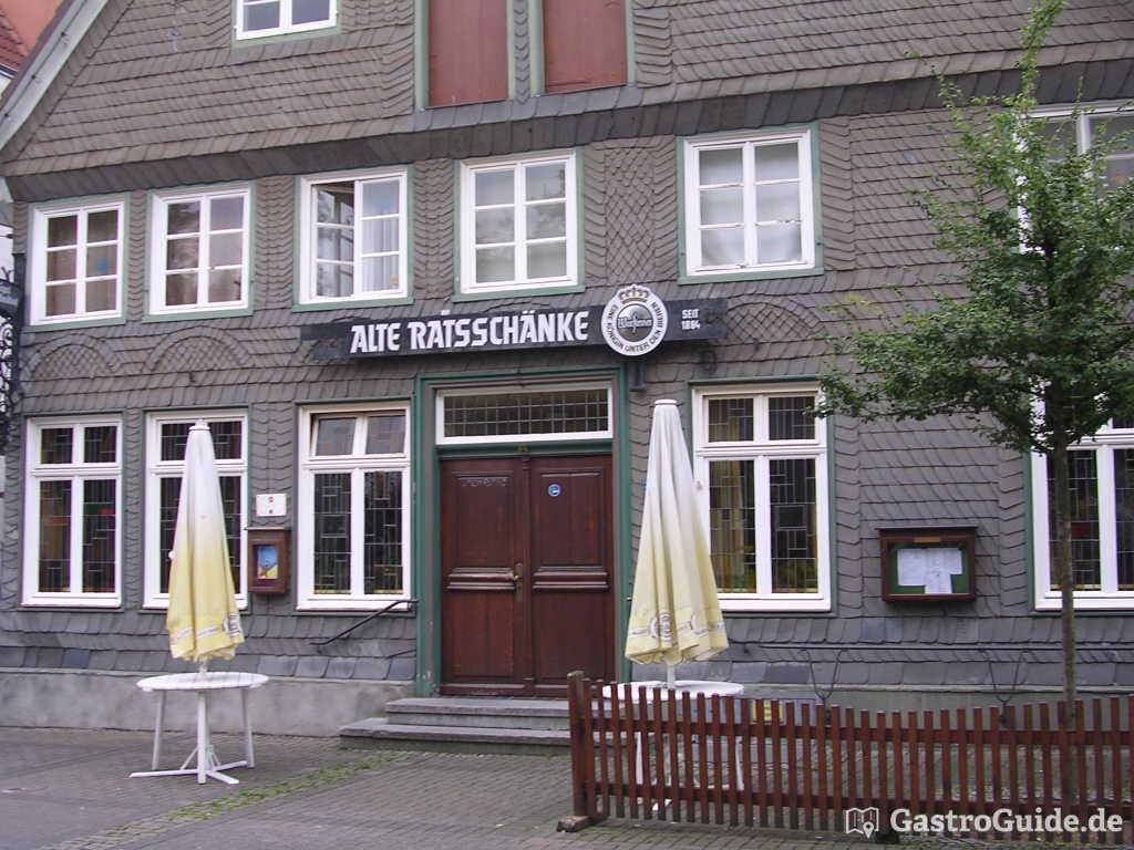 Restaurant Alte Ratsschänke Restaurant, Partyservice, Gaststätte ...