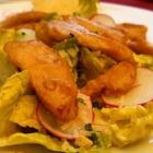 Foto zu Grashoff´s Bistro: Caesar´s Salad mit Perlhuhn