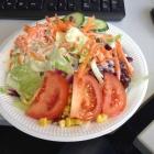 Foto zu Pizza King: Salat