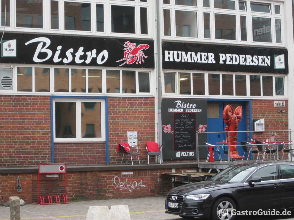 hummer pedersen bistro restaurant bistro in 22767 hamburg altona. Black Bedroom Furniture Sets. Home Design Ideas