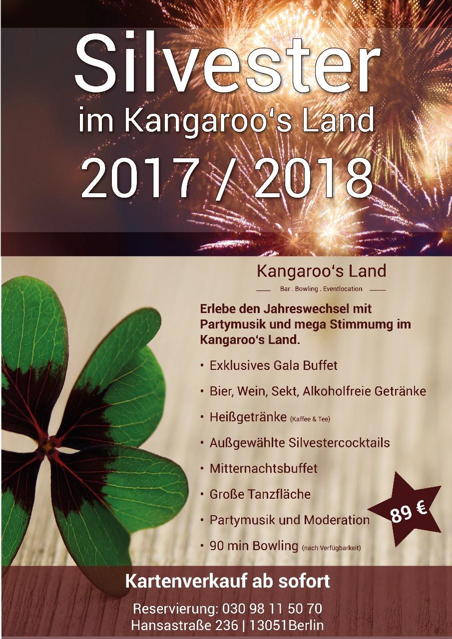 Bild zur Nachricht von KANGAROO'S LAND Berlin