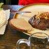 Foxtrott = Rinderfilet mit Rettich Salat
