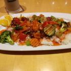 Foto zu Gasthof Zum Preußla: Asia Gemüse