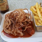 Foto zu Gasthof Zum Preußla: Currywurst Spezial