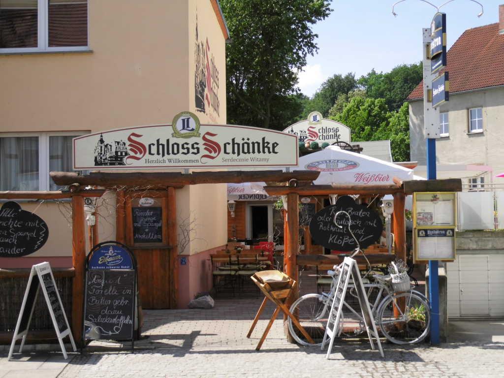 Schloss-Schänke Restaurant, Biergarten in 02953 Bad Muskau