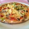Pizza Diavolo klein