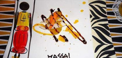 Bild von Massai