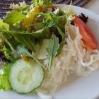 Foto zu Restaurant Makedonia: Beilagensalat zum Bifteki