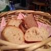 Brot im Körbchen
