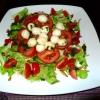 Tomate-Mozzarella-Salat