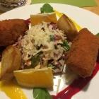 Foto zu Restaurant Ratskeller: Gebackener Camembert