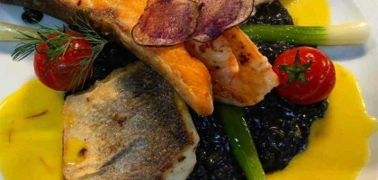 Fotoalbum: Fischgerichte