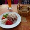 schwäbischen Wurstsalat