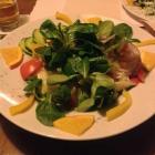 Foto zu Hessischer Hof: großer Salatteller 8,-€