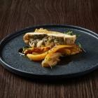 Foto zu Restaurant de Saxe im Steigenberger Hotel de Saxe: Maispoulardenbrust