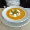 Karotten-Ingwer-Suppe