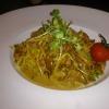 Spaghettini mit frischen Pfifferlingen
