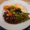 Mein Salat vom Buffet