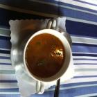 Foto zu Gaststätte Weigl: Gruß aus der Küche Nudelsuppe