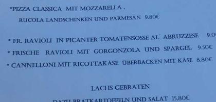 Bild von Pizzeria Gran Sasso