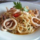 Foto zu Pizzeria Ristorante Italia: Spaghetti Calamare