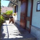 Foto zu Rosengarten · Beim Rinderwirt: Rinderwirt Eingang