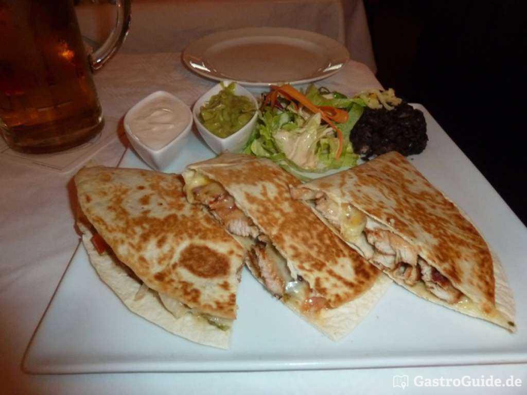 Sehr guter mexikaner gastroguide for Alcatraz fine mexican cuisine