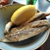 Mittelmeersprotten (mehliert und frittiert)
