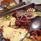 Foto zu Restaurant Sto Castello: Putensteak mit Hollandaise und knusprig-würziger Gyros