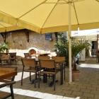 Foto zu Restaurant Sto Castello: Auf der Außenterrasse