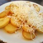 Foto zu Restaurant Sto Castello: Bratkartoffelchips mit Schafskäsefrisur