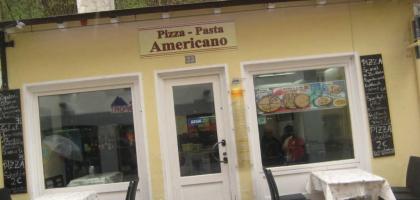 Bild von Pizza Pasta Americano