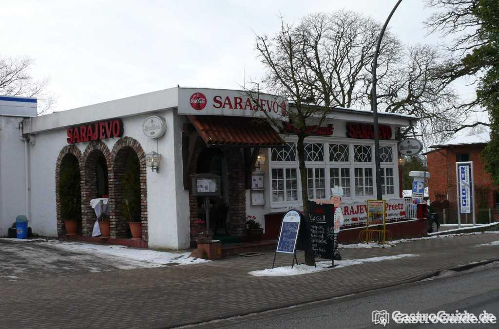 Restaurant Sarajevo Restaurant in 24211 Preetz