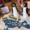 Pinguin-Torte