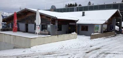 Bild von Bergrestaurant S'mibbadin · Hörnerbahn Mittelstation