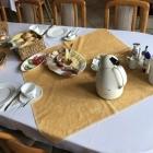 Foto zu Restaurant Cafégarten und Pension Luisenhof: Zweipersonenfrühstück