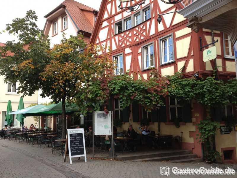 Stadtschänke Restaurant, Biergarten, Pizzeria in 69469 Weinheim