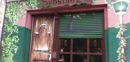 Bild von Substanz - Biergarten & Pianobar