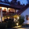 Rechts im Bild das ursprüngliche Restaurant