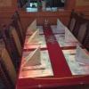 Eingedeckter Tisch