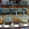 Auswahl an Saucen