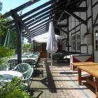 Foto zu Gaststätte Alter Bahnhof Külte: Terrasse