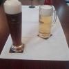 Cola-Weizen und Radler. Beides 2,50 Euro