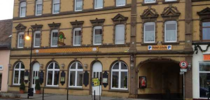 Bild von Hotel-Pension Grüne Linde