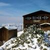 Bild von Ostlerhütte Die Hütte mit Herz