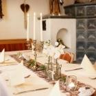 Foto zu Schätzlhof: Eingedeckter Tisch
