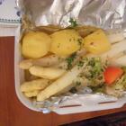 Foto zu Gaststätte Zur Linde Bischmisheim: Spargel !!!