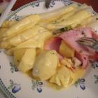 Foto zu Gaststätte Zur Linde Bischmisheim: Und so siehts dann auf dem Teller aus!