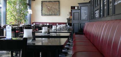Bild von Restaurant Bistro Gleis 3